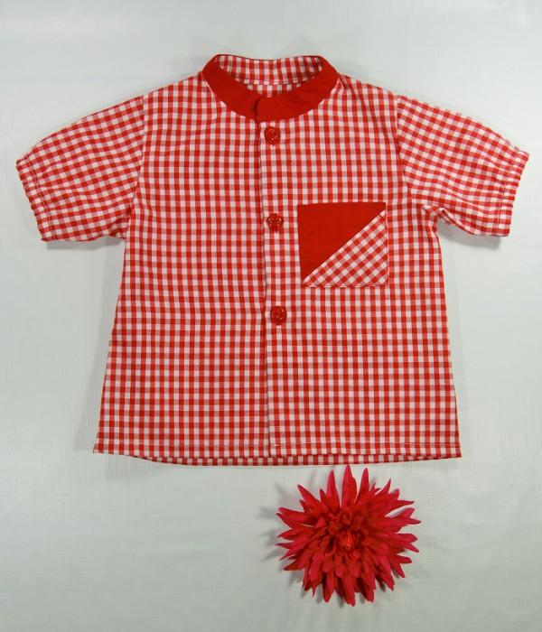 Camisa Niko Ropa niños alicante marca beybe