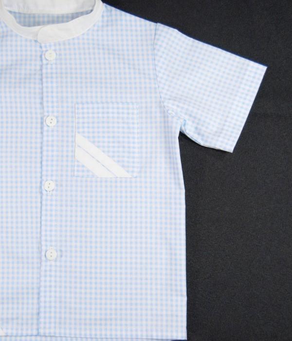 Camisas bebes vichy Venta online