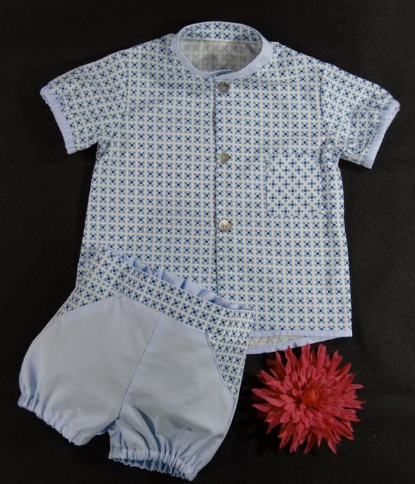 Conjunto Niño Lucas Beybe Moda Infantil alicante