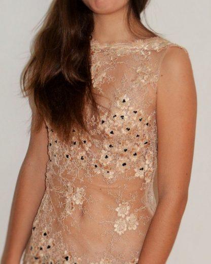 Vestidos fiesta exclusivos Alicante mujer online BeyBe moda