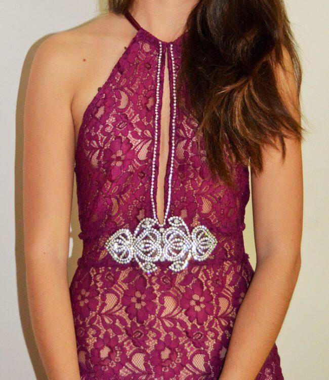 Vestido Purple