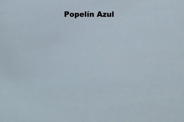 Popelín Azul - Moda infantil en Alicante
