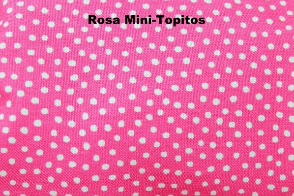 Rosa Estampado Mini Topitos Moda Niñas Alicante Beybe