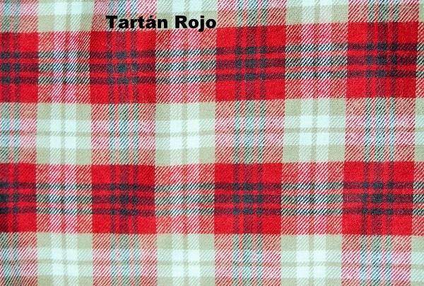 Tartán Rojo - Moda Niños BeyBe