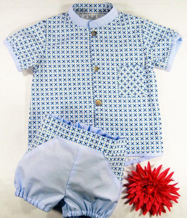 Conjjunto para niños Lucas - Beybe Moda Niños Alicante