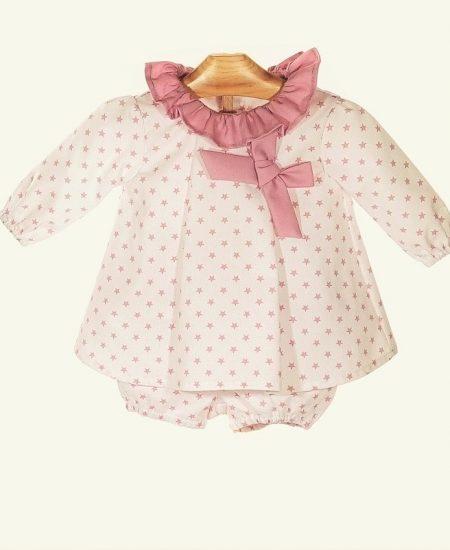 Ropa de bebes Conjunto Grace I - Conjunto ropa bebes en Alicante