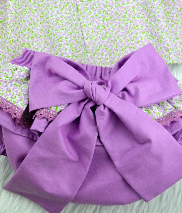 Cubrepañales Alejandra - Ropa para Bebes BeyBe Moda Infantil Online