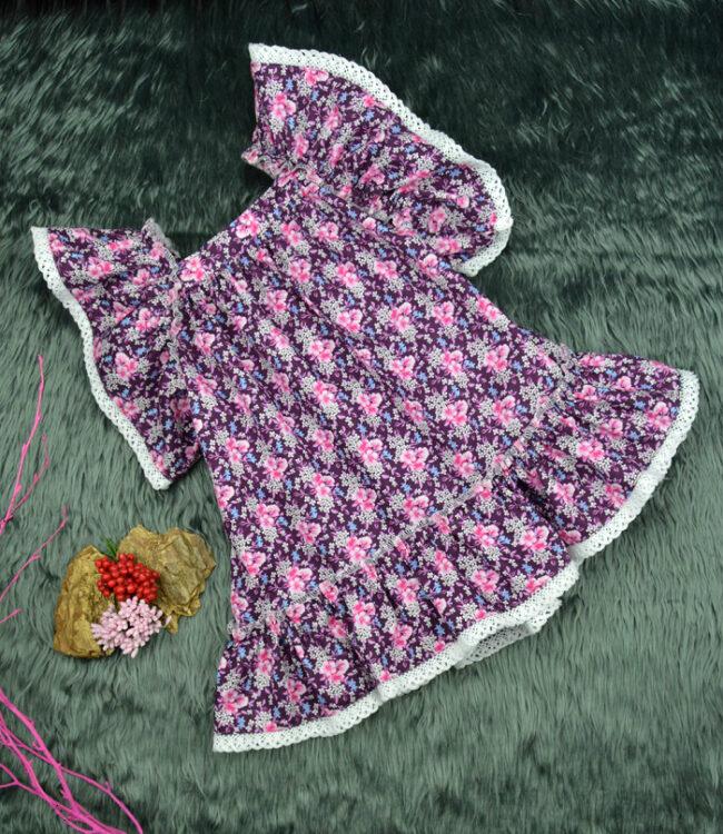 Vestido Rocío II T 3 Años (Outlet)