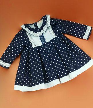 Vestidos para Niñas Angela - BeyBe Moda Infantil Online