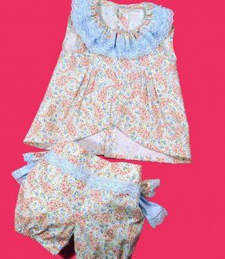 Conjunto Shaila - BeyBe Moda Infantil - Jesustitos niña online web