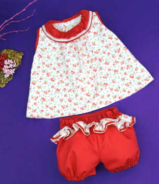 Conjunto Bianca I Beybe Moda Infantil Online