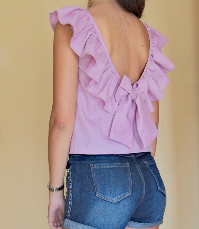 Blusa Victoria (Mujer)