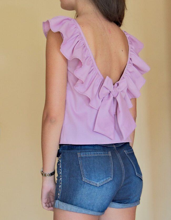 Blusa Victoria Mujer