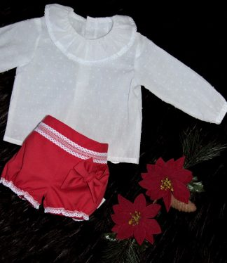 Conjuntos bonitos para bebes niñas - BeyBe Moda infantil Alicante