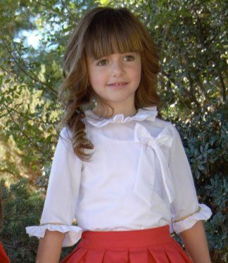blusas para niñas, blusas de calidad, blusas bonitas, blusas preciosas beybe moda niñas