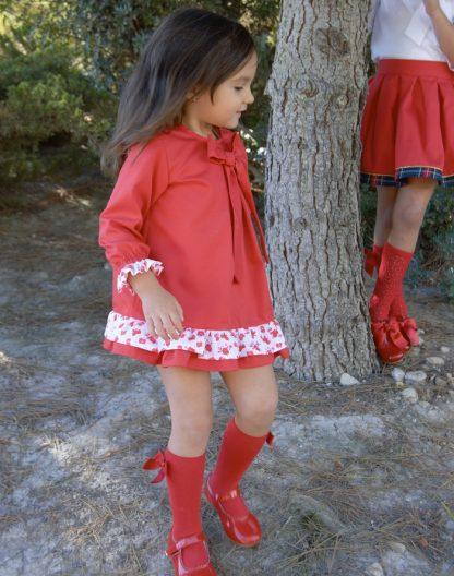 vestidos preciosos para niñas online - moda infantil de calidad
